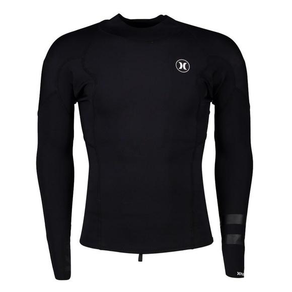 Mens Hurley Fusion Wetsuit Jacket d866ec685